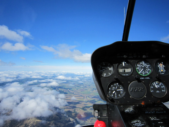 Mountain Flying - Heliflite Charter & Training