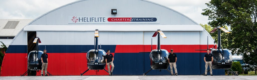 Helicopter PrivHeliflite Fleet and Instructors Helicopter Private Pilot Licenceate Pilot Licence