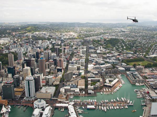 Auckland CBD Auckland City Scenic