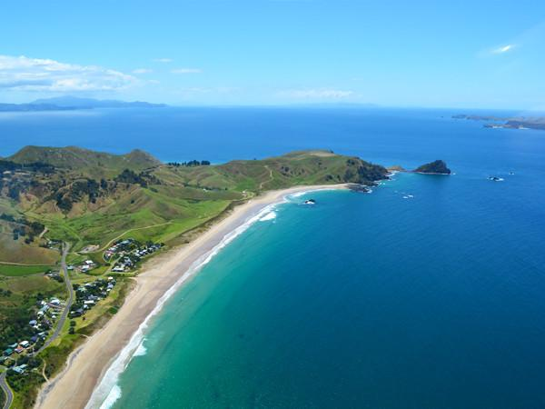 Coromandel Charter Flights Helicopter - Auckland Helicopter Flights