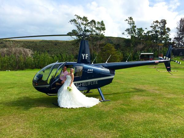 Heliflite Wedding Transfers