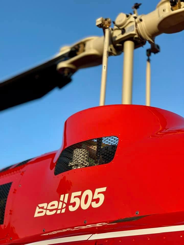Bell 5050 rotor head
