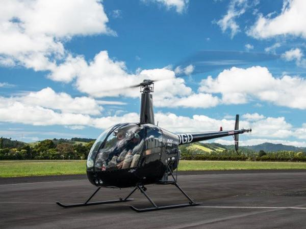 R22 Helifltie - Helicopter Trial Flights