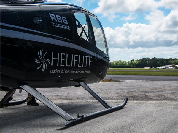 Heliflite R66 Helicopter
