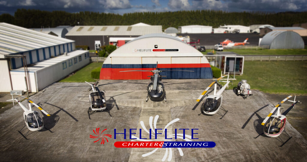 Heliflite Charter & Training Auckland